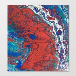 Bubbles II Canvas Print