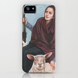 Saint Germaine Cousin iPhone Case