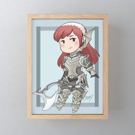 Chibi Cherche Framed Mini Art Print