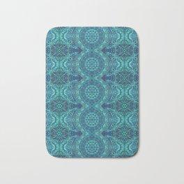 Mandala Sea Bath Mat