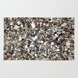 Shells and Stones Rug