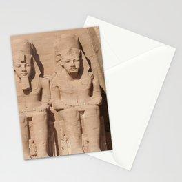 Abu Simbel 003 Stationery Cards