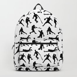 Baseball Players Backpack