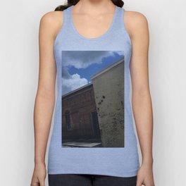 Stop being boring brick wall Alabama Unisex Tank Top