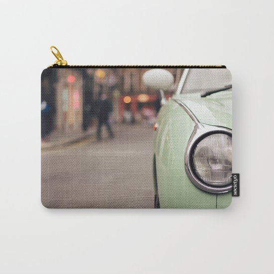 The green car Carry-All Pouch