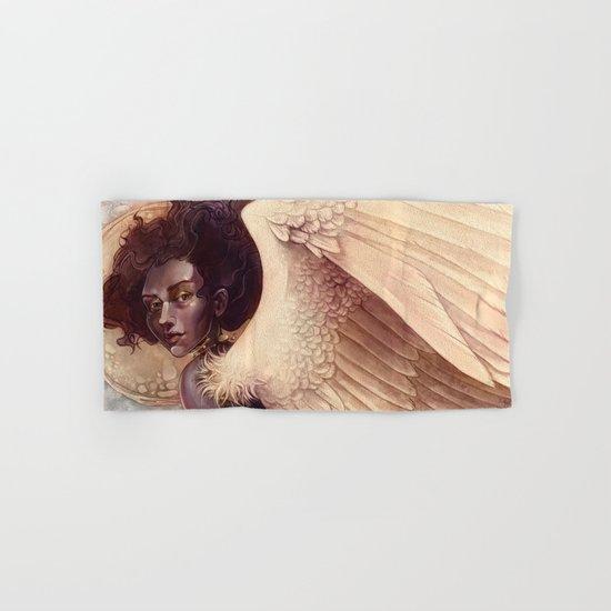 golden angel Hand & Bath Towel