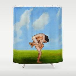 Heaviest Burden Shower Curtain