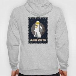 In space since 1978 White Hoody