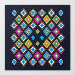 oaxaca fest Canvas Print
