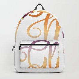Glamma Glam Ma Backpack