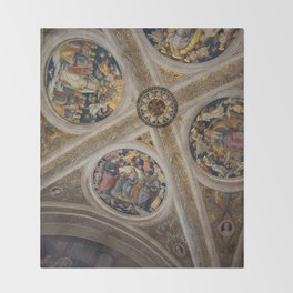 Vatican III, Rome Throw Blanket