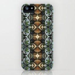 Fractal Art by Sven Fauth - Power Cell iPhone Case