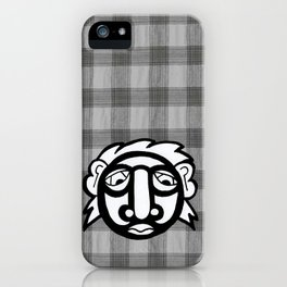 Check The Gnomie iPhone Case
