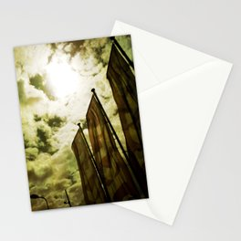 Feed me Clouds 2 Stationery Cards