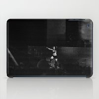 paramore iPad Cases featuring Monumentour, 2014 by Danielle Doepke