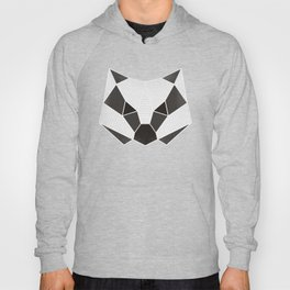 Graphic Badger Hoody