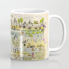 happy tunes Coffee Mug