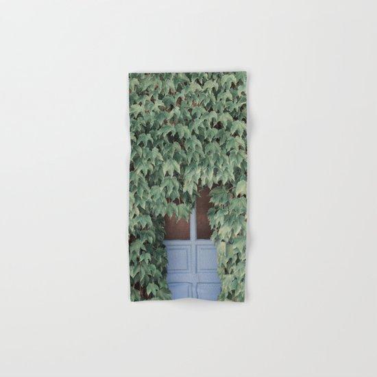Hidden doors Hand & Bath Towel