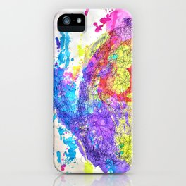 Rainbow Tea iPhone Case