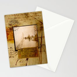 Ephemera 1 Stationery Cards