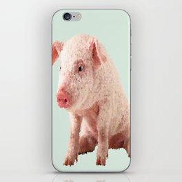 Pig iPhone Skin