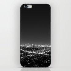 LA Lights iPhone & iPod Skin