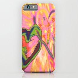 Love tango iPhone Case