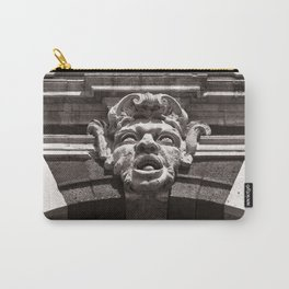 Baroque Town of CATANIA in Sicily Carry-All Pouch