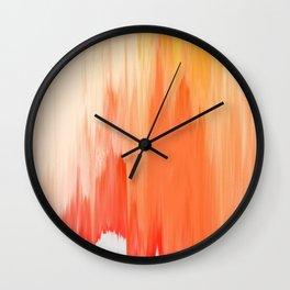 Pixel Sorting 64 Wall Clock