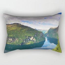 Ornevegen View Rectangular Pillow
