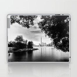Toronto Black and White Laptop & iPad Skin