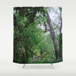 Summer #4 Shower Curtain