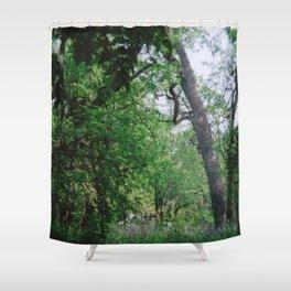 Summer #4 Shower Curtain