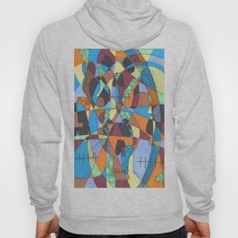 Breath in life, breathe out death Hoody