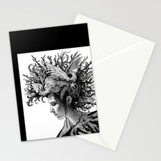 Oil Spill Mohawk Stationery Cards