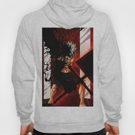 Demon Asta - Black Clover Hoody