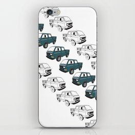 Doka Truck iPhone Skin