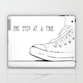 one step at a time Laptop & iPad Skin