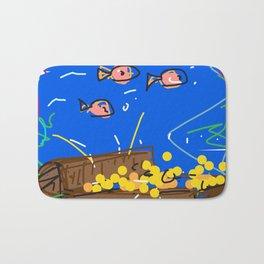 Treasure Bath Mat