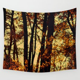 trees VII Wall Tapestry