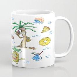 Cocktail Cannibalism Coffee Mug