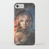 alicexz iPhone & iPod Cases featuring Do You Hear the People Sing? by Alice X. Zhang