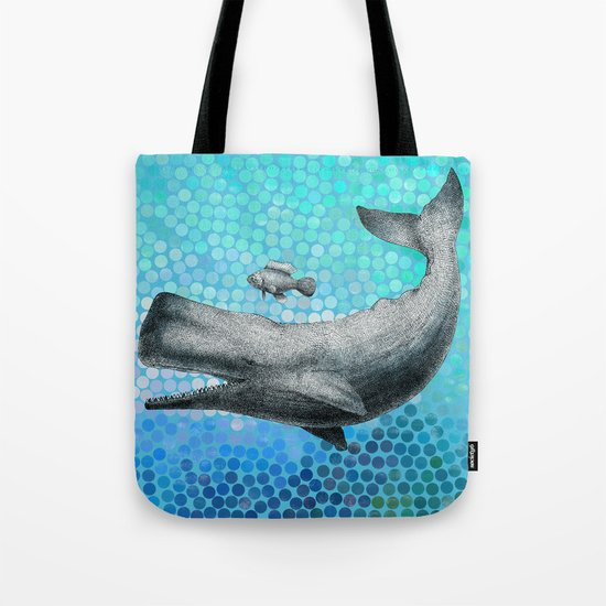 New Friends 3 by Eric Fan and Garima Dhawan Tote Bag