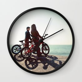 Chewy and Han Wall Clock