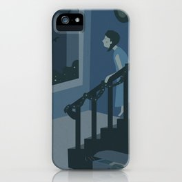 Anticipation iPhone Case