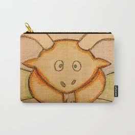Billy the goat Carry-All Pouch