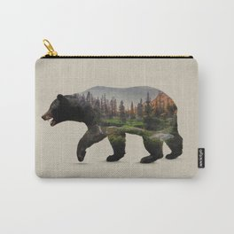 The North American Black Bear Carry-All Pouch