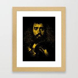 Jean Auguste Dominique Ingres Framed Art Print
