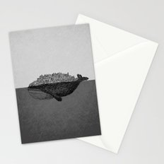 Whale City Stationery Cards