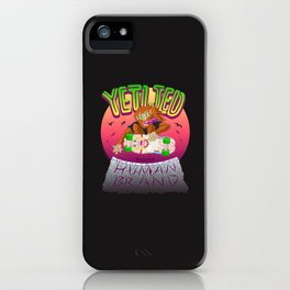 YETI JED iPhone Case